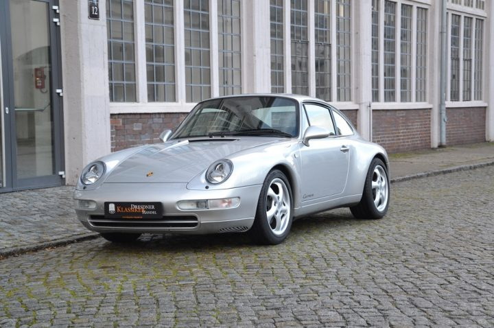 Porsche 993 Carrera Coupé