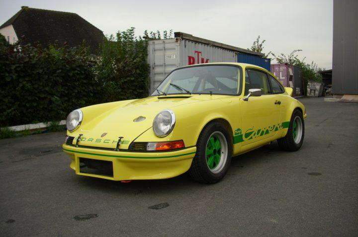 Porsche 911 3l Motor