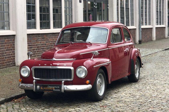 Volvo P 544 B18