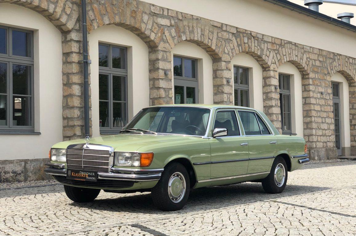 Mercedes Benz 280 SE (W116)